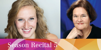 Season Recital 5 - Prochazka Tribute Recital featuring Kathleen de Caen & Janet Scott Hoyt