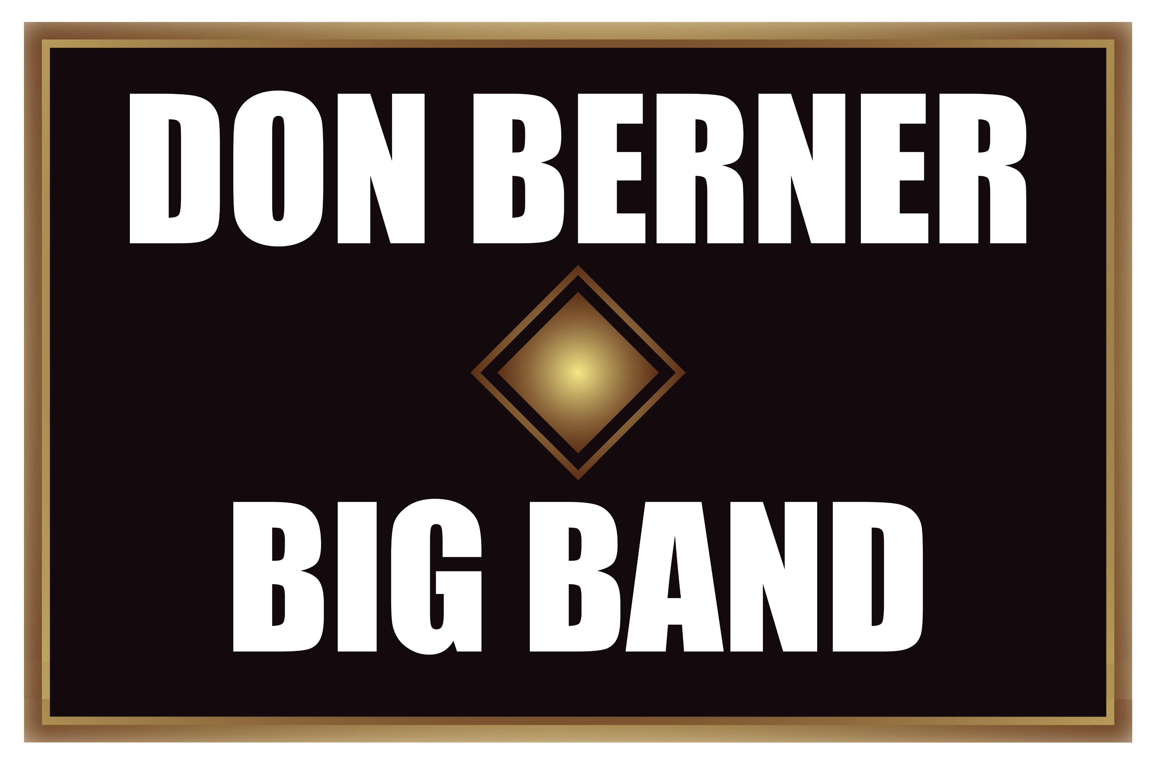 4-Concert Pass - Don Berner Big Band
