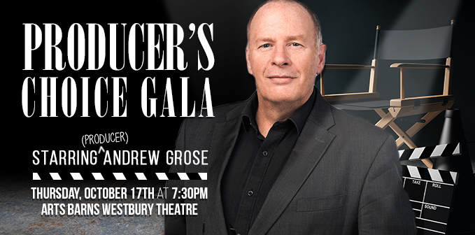 Edmonton Comedy Festival: Producer's Choice Gala starring Andrew Grose