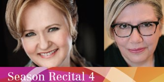 Season Recital 4 - Tracy Dahl and Shannon Hiebert